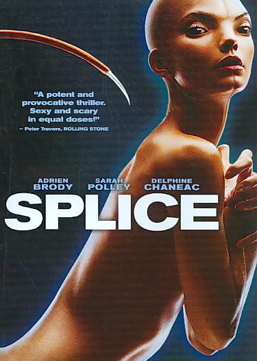 SPLICE BY BRODY,ADRIEN (DVD)