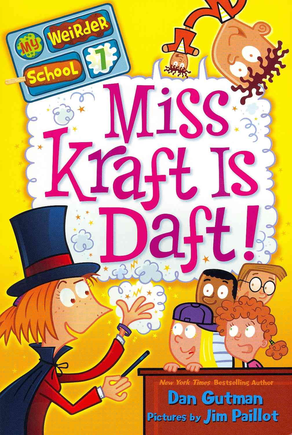 Miss Kraft Is Daft! By Gutman, Dan